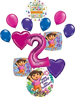 Best dora the explorer birthday party Reviews