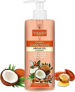 Vaadi Herbals Instaglow Argan Oil and Coconut Hand Wash - 250 ml