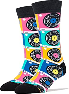 Best vinyl record socks Reviews