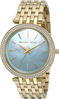 Michael Kors Women's Darci Gold-Tone Watch MK3498