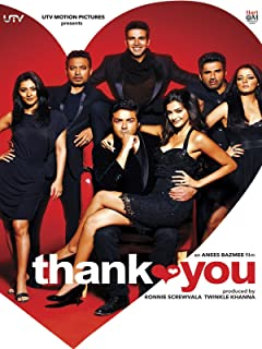 Best thank you hindi film Reviews