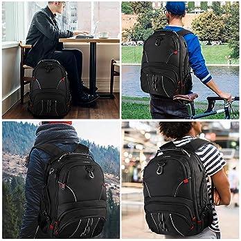 Creeper Aw Man Student Backpack College High School Laptop Backpacks Bookbag Weekend Bag For Women//Men