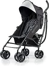 Summer 3Dlite Convenience Stroller, Jet Black – Lightweight Stroller with Aluminum..