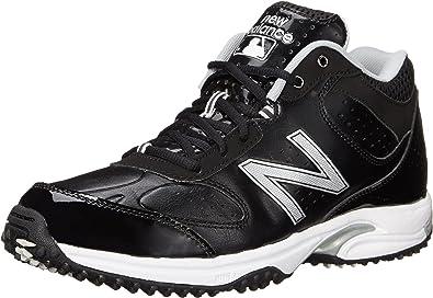 Amazon.com | New Balance Men's Baseball Umpire Mid Baseball Shoe ...