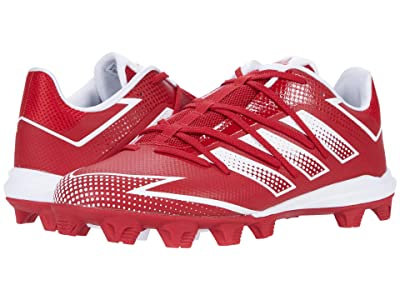 adidas Afterburner 7 Mid (Team Power Red/Footwear White/Team Power Red) Men