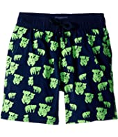 Vilebrequin Kids - Sydney Glow In The Dark Koala Printed Trunks (Toddler/Little Kids/Big Kids)