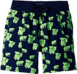 Sydney Glow In The Dark Koala Printed Trunks (Toddler/Little Kids/Big Kids)