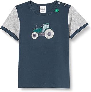 Freds World by Green Cotton Baby-Jungen Work Front T-Shirt