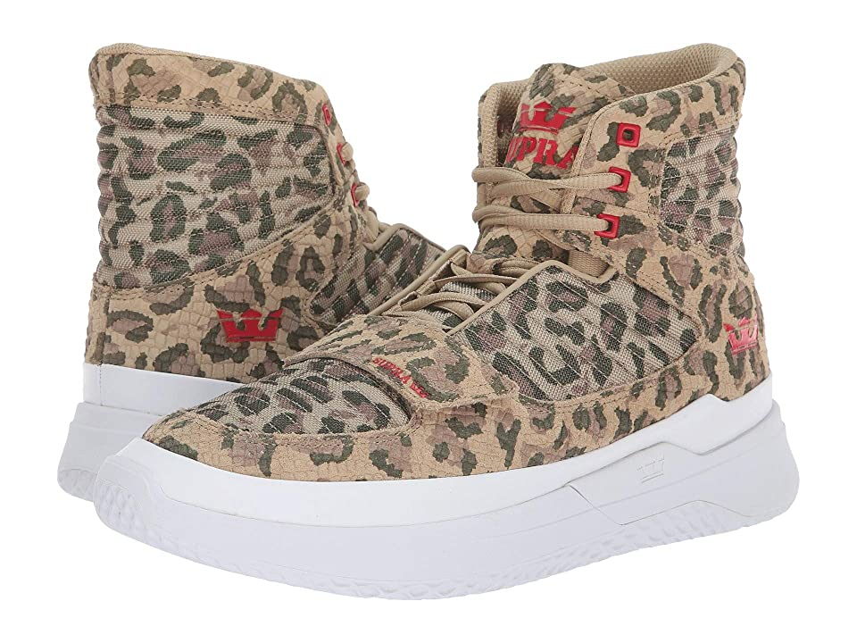 Supra Theory (Animal/White) Men