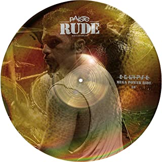 Paiste 24 Inches Rude Mega Power Ride Cymbal