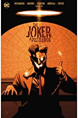 The Joker Presents: A Puzzlebox (2021-) #5: Director's Cut Kindle Edition