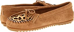 Minnetonka - Leopard Kilty Moc