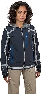 Cayambe - Seam Taped, Waterproof, Windproof, Fleece Lined, Hooded Soft Shell Jacket - Women's