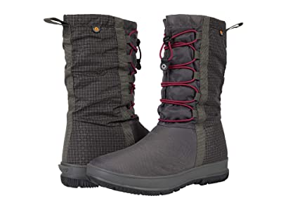 Bogs Snownights (Dark Gray) Women