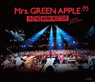 In the Morning Tour - LIVE at TOKYO DOME CITY HALL 20161208 [Blu-ray]