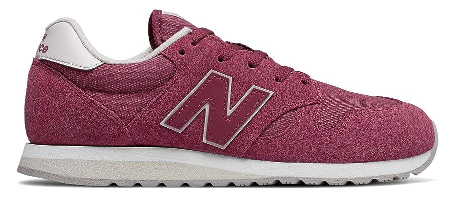 貫通倉庫簡単に(ニューバランス) New Balance 靴?シューズ レディースライフスタイル 520 70s Running Dragon Fruit US 10 (27cm)