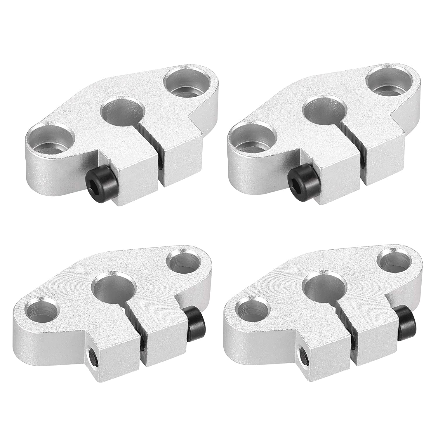 BELLA Bombing free shipping BAYS 4 pcs SHF8 Aluminum Fla Rod Rail Alloy Cheap super special price Support Linear
