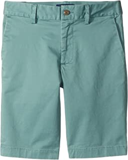 Stretch Cotton Chino Shorts (Big Kids)