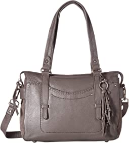 Robertson Leather Satchel