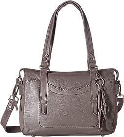 Robertson Leather Satchel