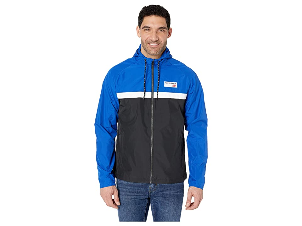 New Balance NB Athletics 78 Jacket (Team Royal/Black/White) Men