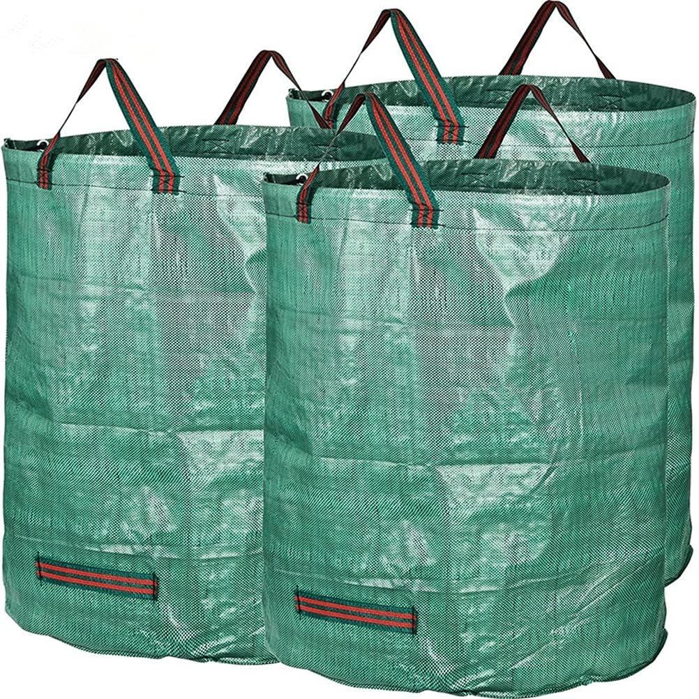 Egdu 3 Packs Garden Waste Bags 25% OFF Bag 72 Reus Be super welcome Gallons Yard