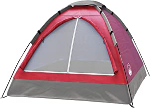 Wakeman Family-Tents 2-Person Dome Tent- Rain Fly & Carry...