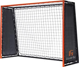 Goalrilla Striker Soccer Rebound Trainer with Double-Sided, Ultra-Responsive Rebounding Net and Goal