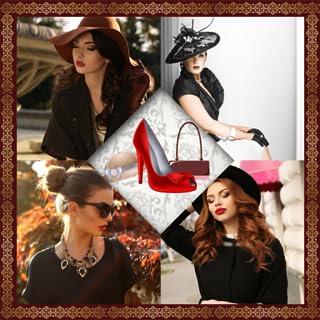 Elegante collage de fotos