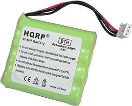HQRP Battery Compatible with Philips Pronto TSU3000, TSU3500, TSU6000, TSU7000, TSU7500 Remote Control