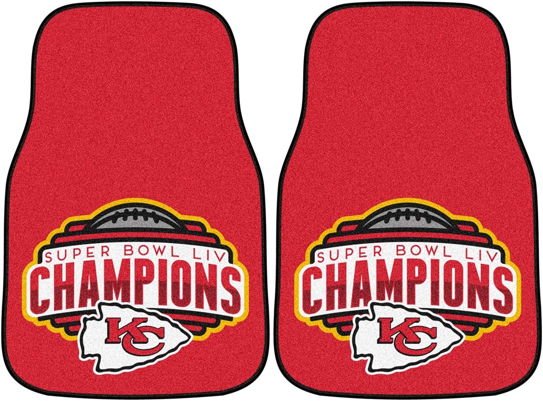 Tucson Mall Kansas City Chiefs Super Bowl LIV Champions 2 Piece ...