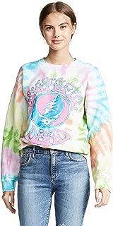 Best tie dye sweatshirt good vibes Reviews