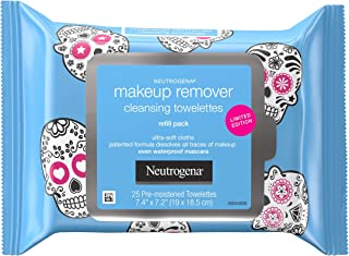 Sponsored Ad - Neutrogena Makeup Remover Facial Cleansing Towelettes, Daily Face Wipes To Remove Dirt, Oil, Waterproof Mas...
