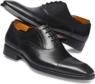 Best black leather shoes mens Reviews