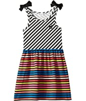Sonia Rykiel Kids - Akasa Sleeveless Multi Striped Dress (Toddler/Little Kids/Big Kids)