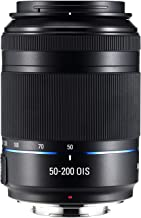 Samsung 50-200 mm/F 4,0-5,6 ED OIS III 50 mm-Lens - Black