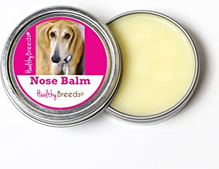 Healthy Breeds Dog Nasal Butter Balm for Sloughi - OVER 200 BREEDS - All Natural & Organic Oils Heal Dry Cracked & Chapped...