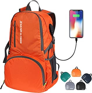 35L Ultralight Foldable Backpack Travel Packable Hiking Daypack