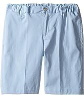 Oscar de la Renta Childrenswear - Cotton Classic Shorts (Toddler/Little Kids/Big Kids)