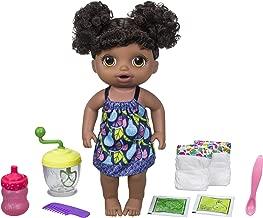 Baby Alive Sweet Spoonfuls Baby Doll Girl (Black Hair)