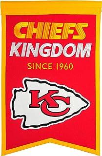NFL Kansas City Chiefs Franchise Banner