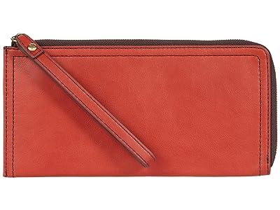 Hobo Rove (Brick Matte Vintage Hide) Handbags