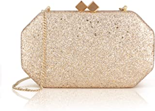Glitter Clutch Purse Bling Evening Bags Sparkling Evening Handbag for party wedding