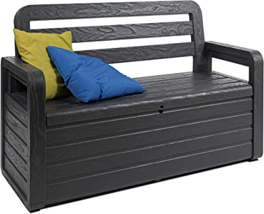 Toomax Z599E197 Foreverspring Chest, Anthracite