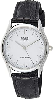 Casio Men's Classic Leather Band Watch