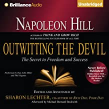 napoleon hill outwitting the devil audiobook