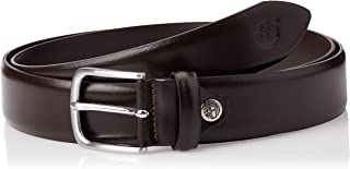 TIMBERLAND Men's Cow Leather Belt