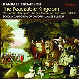 Thompson: The Peaceable Kingdom