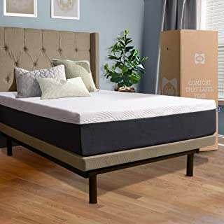 Sealy 12-Inch Hybrid Bed in a Box, Medium-Firm, Twin