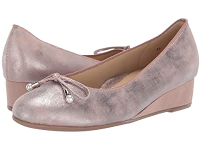 ara Layne (Pink Metallic) Women